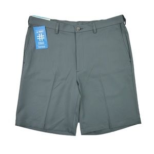 Haggar Cool 18 Pro Golf Shorts 4 Way Stretch UV 36